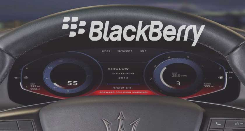 siliconreview BlackBerry introduces fresh and innovative software for running complex computer systems on vehicles