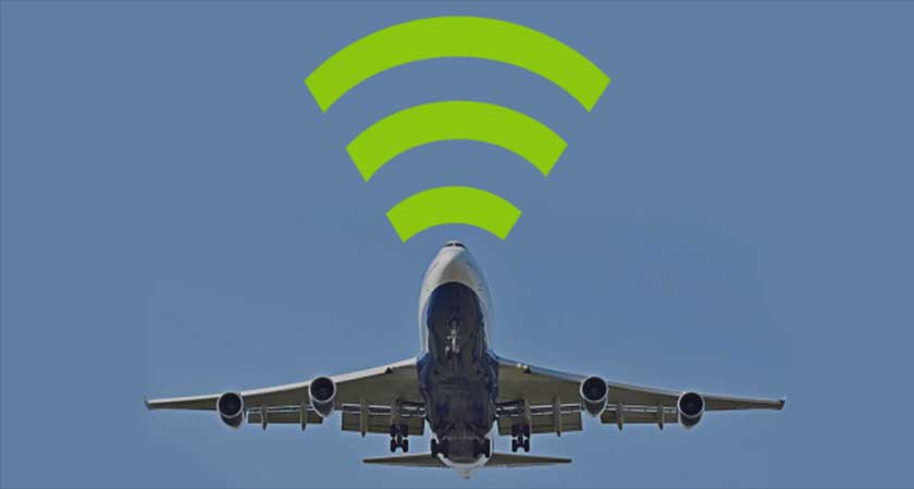 siliconreview The Wi-Fi internet connectivity in flights across India will be a reality very soon