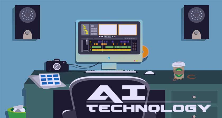 siliconreview Watch out for AI technology in video editing!