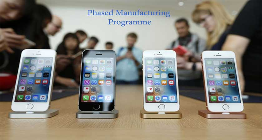 siliconreview Government reveals a phased manufacturing programme for mobile handsets