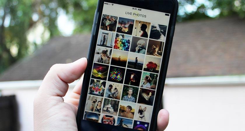 Apple's all new & innovative LivePhotosKit JS API brings Live Photos to the web