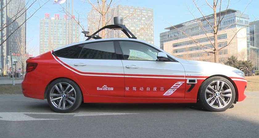 siliconreview Baidu to start on self-driving car technology soon in constrained environment