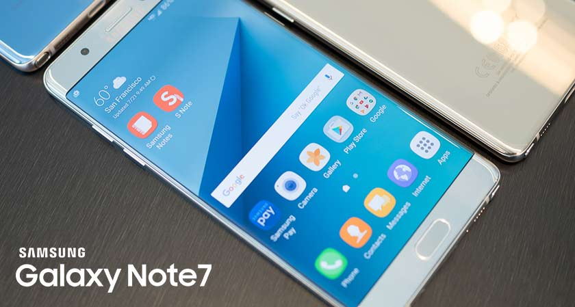 Samsung in a statement confirms bringing back Its Note 7' smartphones
