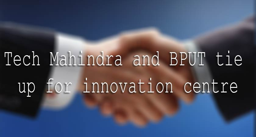 siliconreview Tech Mahindra and BPUT tie up for innovation centre