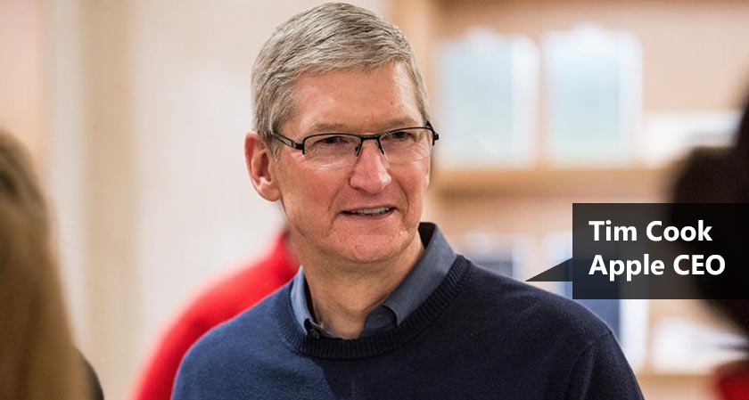 """Augmented Reality could be as big as the smartphone""- Tim Cook, Apple CEO"