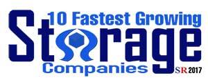 10 Fastest Growing Storage Companies 2017 Listing