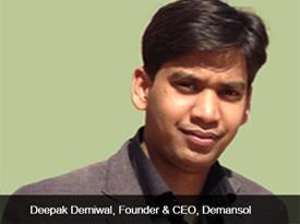 Demansol: A budding app developer in Silicon Valley