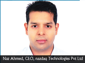 thesiliconreview nazdaqTechnologies: The tailor-made technology sol