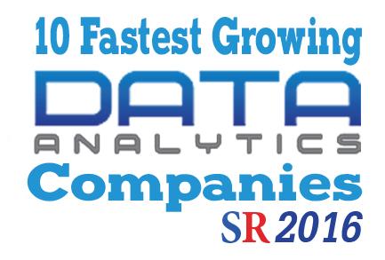10 Fastest Growing Data Analytics Companies 2016 Listing