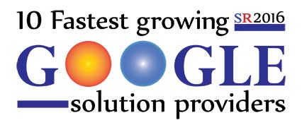 10 Fastest growing Google solution providers 2016 Listing