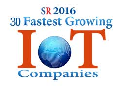 30 Fastest Growing IoT Companies 2016 Listing