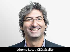 """""""We deliver web-scale storage that powers digital business"""":  Scality"""