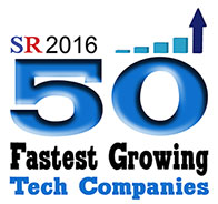 50 Fastest Growing Tech Companies 2016 Listing
