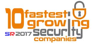 10 Fastest Growing Security Companies 2017 Listing