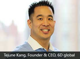 thesiliconreview Empowering the Digital Marketing Sector with 6D Global Technologies: Founder, Chairman and CEO, Tejune Kang