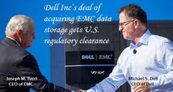 siliconreview-dell-incs-deal-of-acquiring-emc-data-storage-gets-u-s-regulatory-clearance