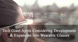 siliconreview-tech-giant-apple-considering-development-expansion-into-wearable-glasses