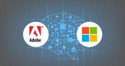 siliconreview-two-giants-adobe-microsoft-working-jointly-on-artificial-intelligence