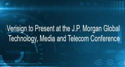 siliconreview-verisign-to-present-at-the-j-p-morgan-global-technology-media-and-telecom-conference