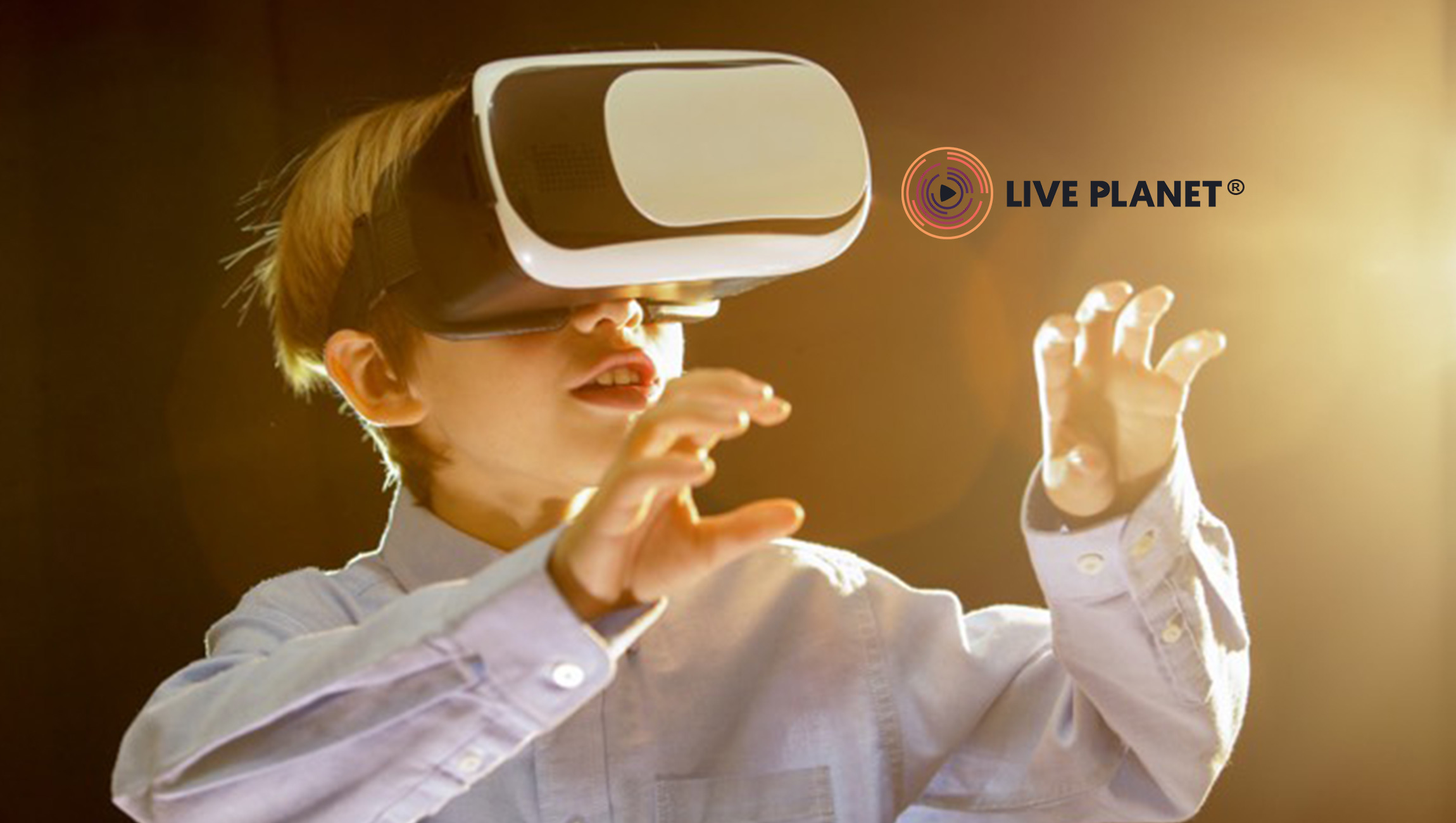 Live Plan to Launch Blockchain-Based Virtual Reality Network