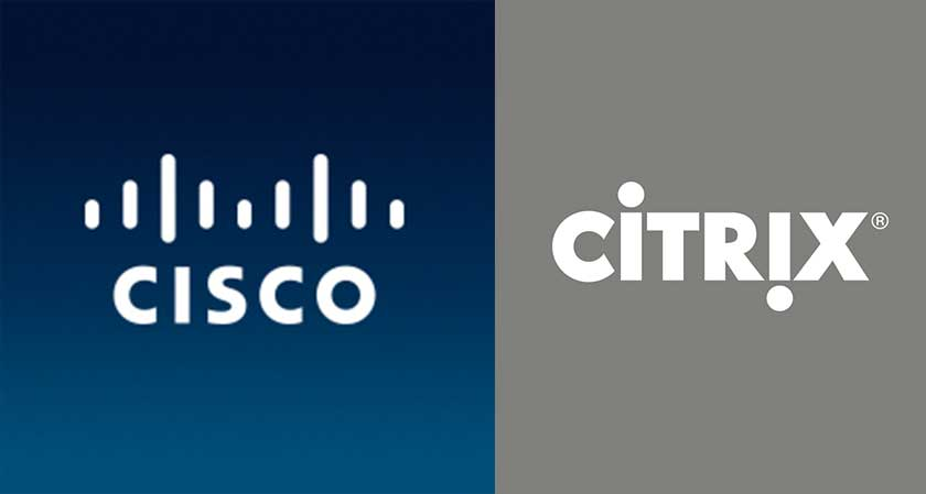 We need to wait and watch what the coalesce of Cisco and Citrix NetScaler has in store for us