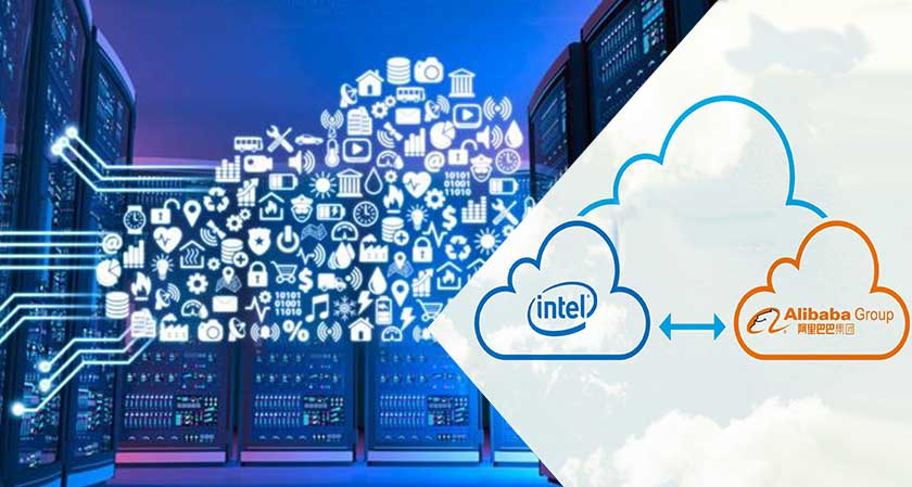 siliconreview Intel and Alibaba's Collaboration Will Help Enterprises to Utilize IoT