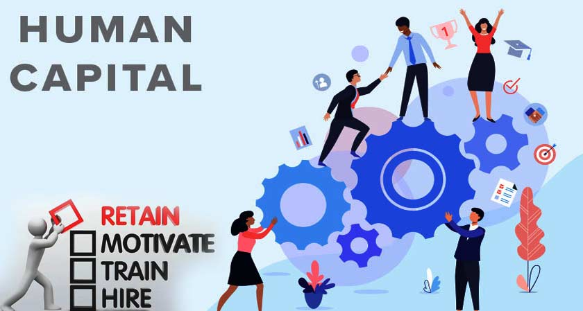4 Different Ways to Attract and Retain Human Capital
