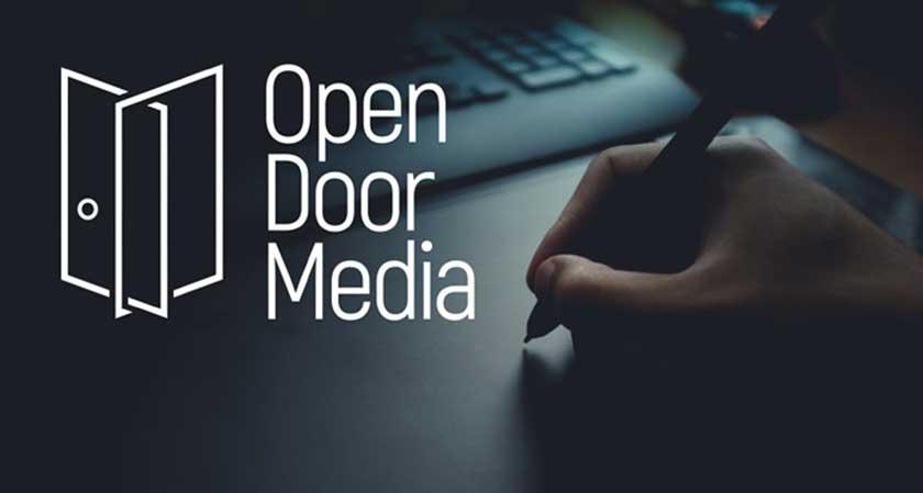 Kingston Entrepreneur is proud of his new venture- Open Door Media