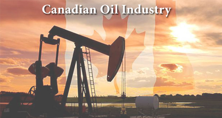 The Canadian Oil Industry is trying to mark its place in the world market