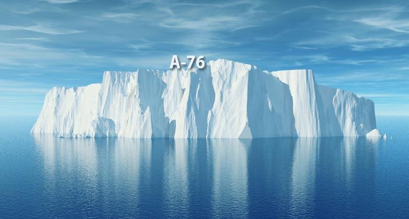 World's Largest Iceberg has Calved from Antarctica's Ronne Ice Shelf