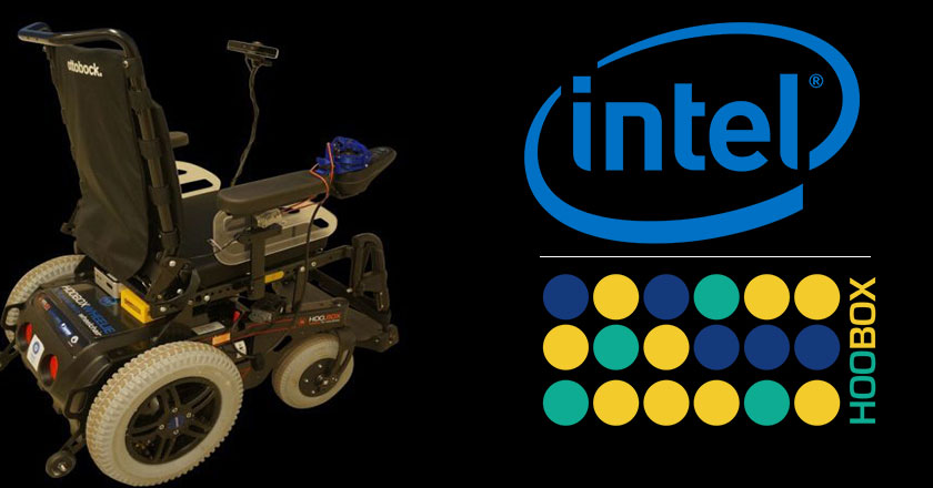 siliconreview Hoobox Robotics and Intel Unveil the World's First AI-Powered Wheelchair- Wheelie 7