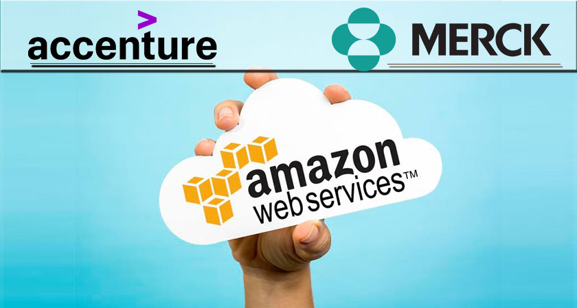 Accenture and Merck Join hands with AWS to build New Cloud