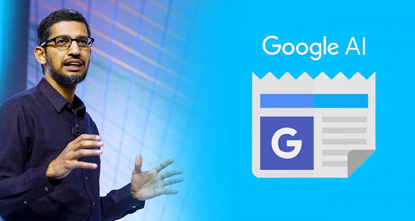 siliconreview AI to revolutionize Google news