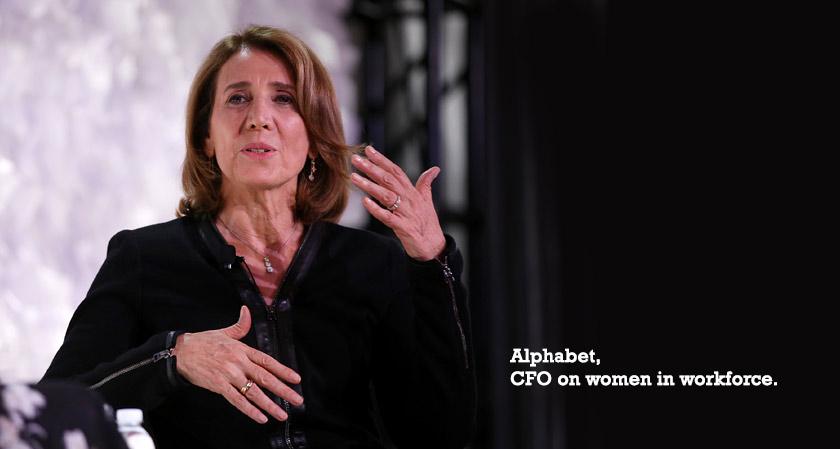Society Isn't Where It Needs To Be: Alphabet CFO