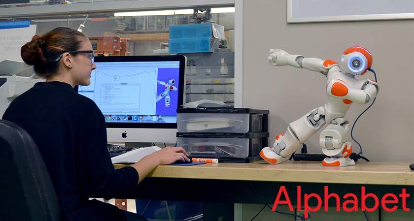 Alphabet Launches Brand New 'Moonshot' for Robotics Software