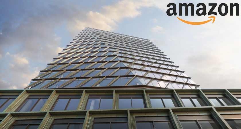 Amazon Planning to Expand Boston Tech Hub