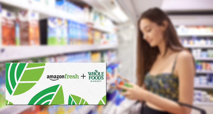 Amazon is planning to open a grocery store chain separate from Whole Foods