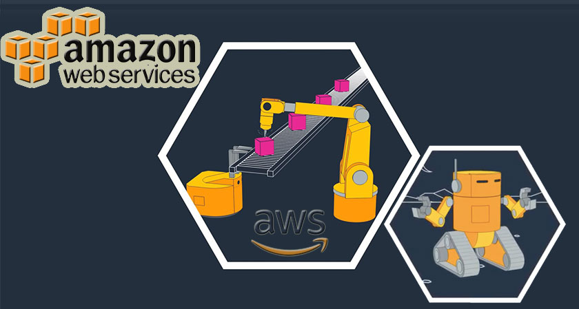 siliconreview Amazon's AWS Launches a New Platform for the Development of Robots