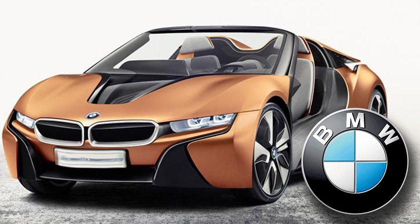 German Carmaker Bmw Unveils Its Autonomous Electric Crossover Suv