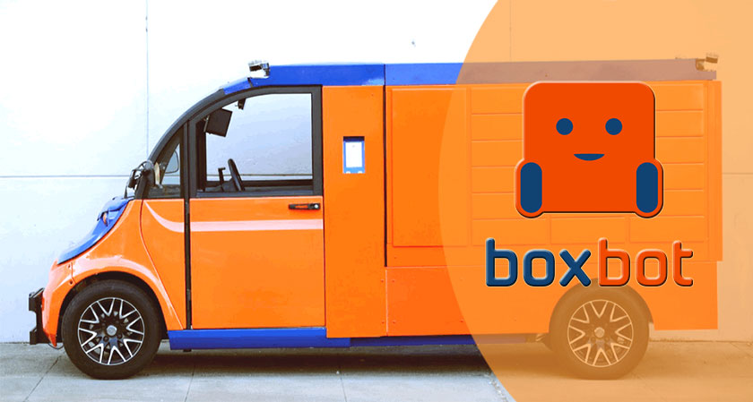 siliconreview Boxbot's last-mile delivery system to make Shipment Faster
