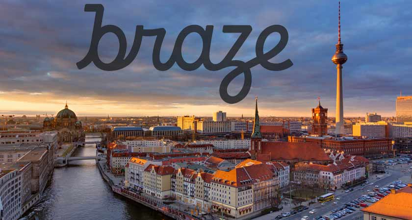 Braze to launch its new office in Germany to expand its digital marketing reach
