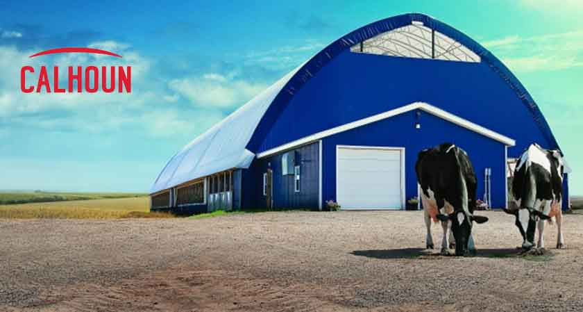 Calhoun– Designing robust and durable fabric structures to suit your needs