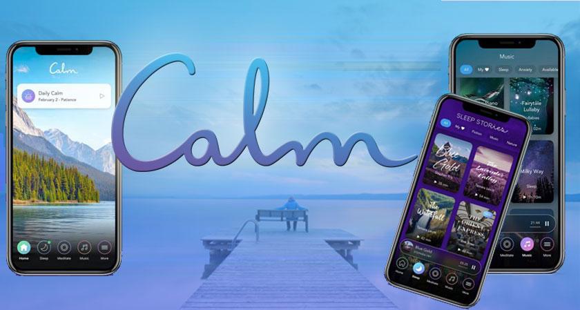siliconreview Calm, the meditation app achieves billion dollar evaluation