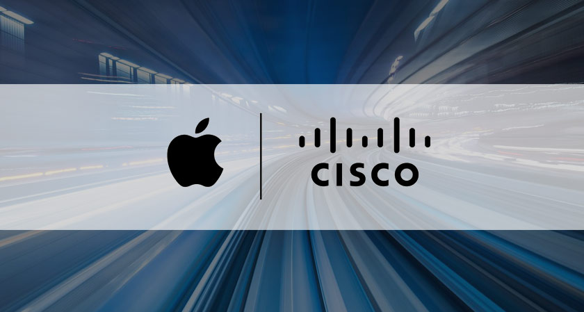Cisco collaborates with Apple to boost their WiFi service Fastlane