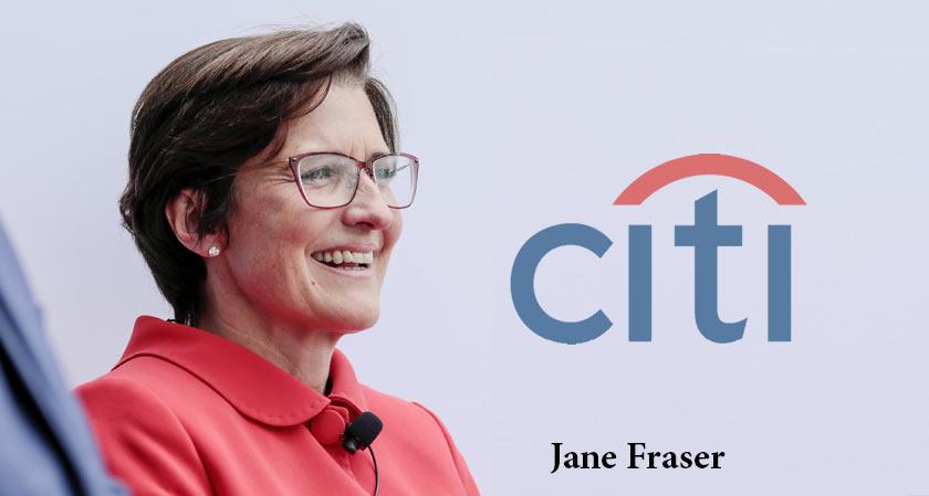 Citigroup CEO Jane Fraser Banning Internal Video Calls on Fridays