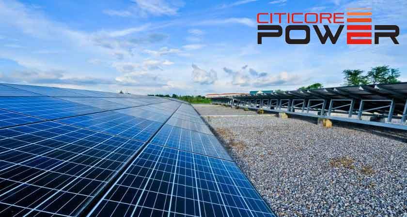 CiticorePower to dedicate 30 MWof its solar portfolio for green energy option program