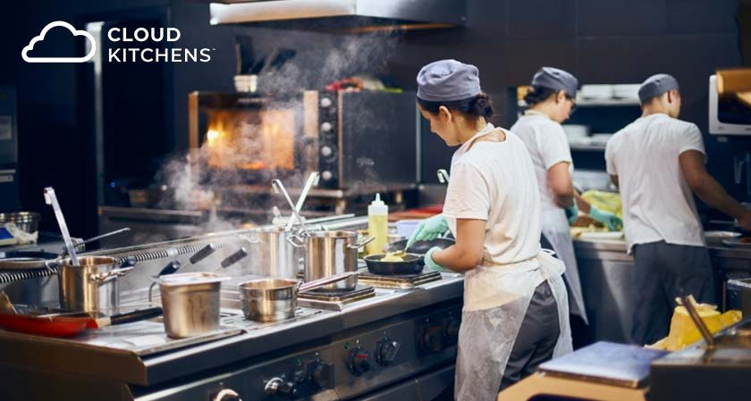 Cloud Kitchens Continue to Remain on Cloud Nine