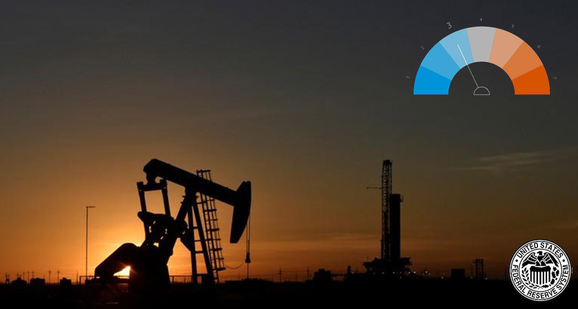 The Dallas Federal Reserve's Latest Data Reveals The Oil Business Activity Index