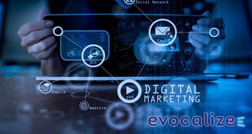 Digital marketing is now streamlined by Evocalize