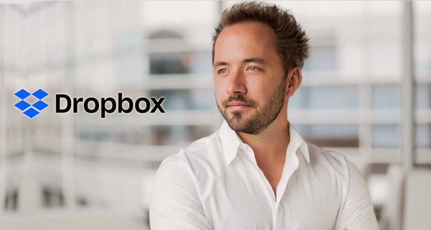 siliconreview Drew Houston to Become the Silicon Valley's Newest Hotshot